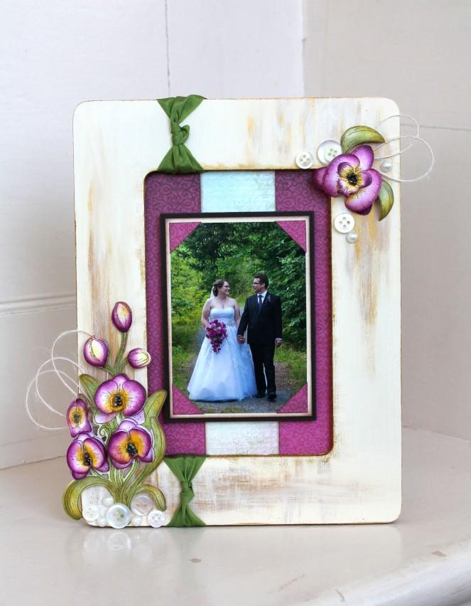 Botanic Orchid Frame-1