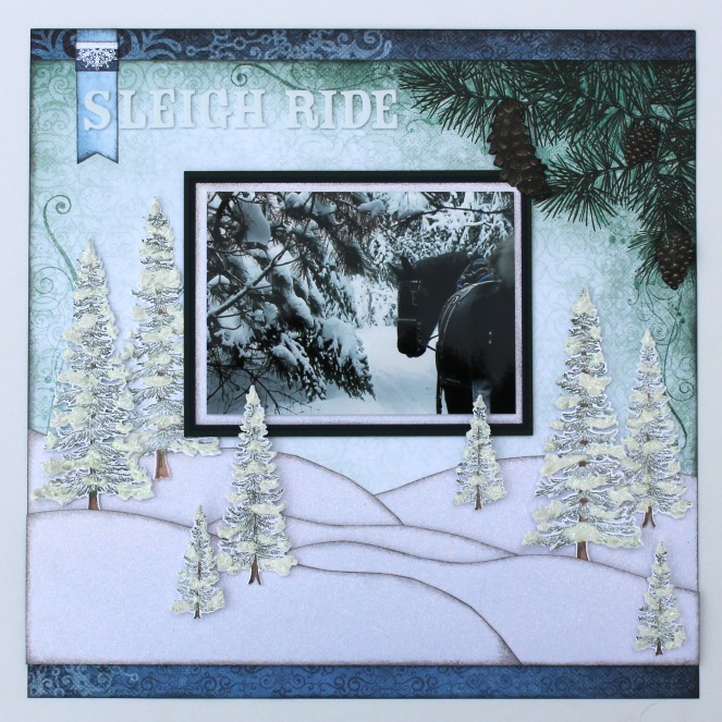 Snow Kissed-Sleigh Ride-1