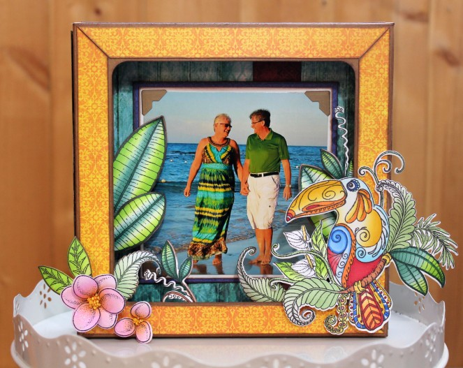 Tropical Shadowbox-1