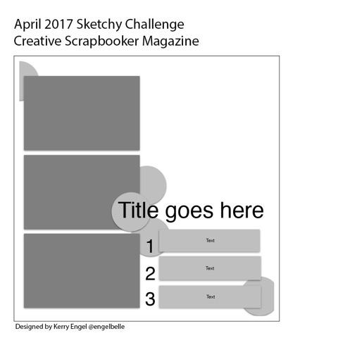 april sketchy challenge