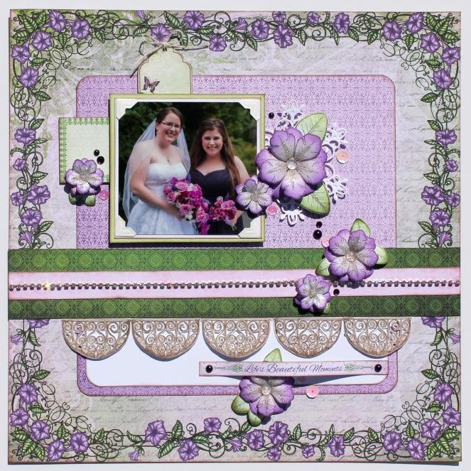 Classic Purple Petunia1