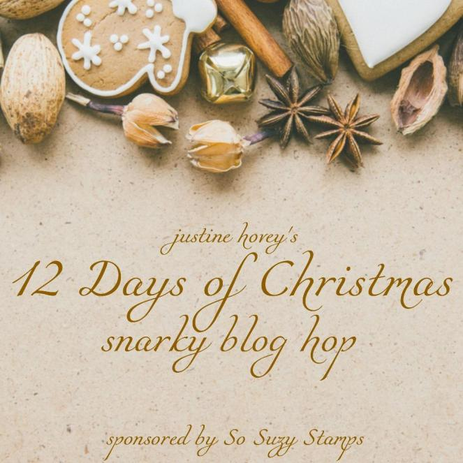 12 Days of Snarky Hop
