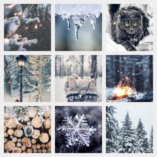 January- Add Texture